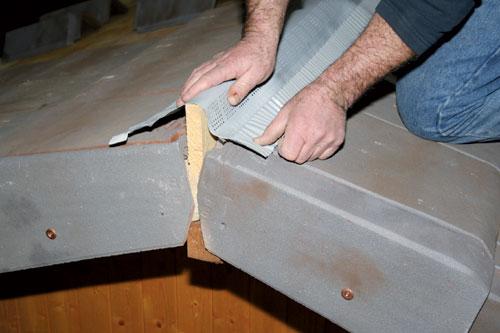 3 techniques de fa tage conna tre mise en oeuvre - Comment poser des liteaux pour tuiles ...